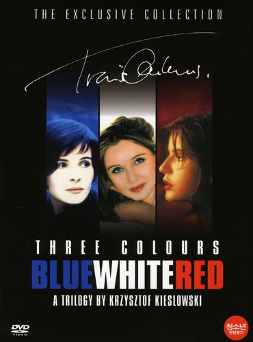 Three Colors Trilogy (Blue/ White/ Red) [Import]