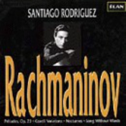 Complete Piano Works of Rachmaninov 3