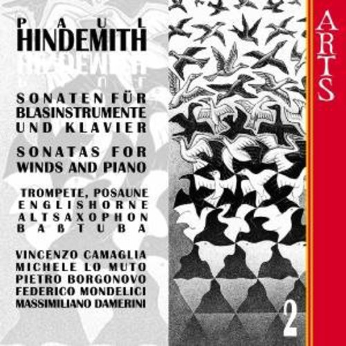 Sonatas for Winds & Piano 2