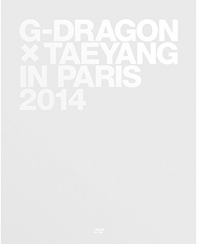 G-Dragon X Taeyang in Paris 2014 [Import]