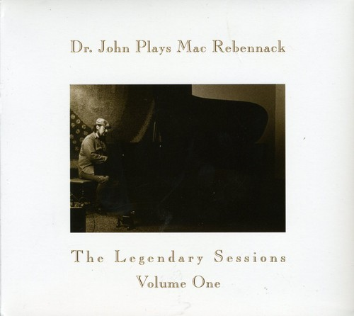Dr John Plays Mac Rebennack (remastered)