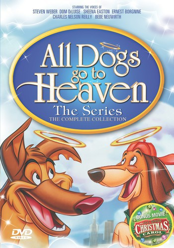 All Dogs Go to Heaven: The Series: The Complete Collection