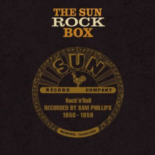 Sun Rock Box 1954-59 /  Various