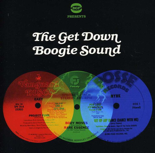 Get Down Boogie Sound /  Various [Import]
