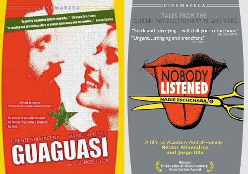 Cuban Revolution: Guaguasi/ Nobody Listened