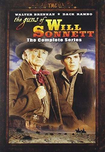The Guns of Will Sonnett: The Complete Series