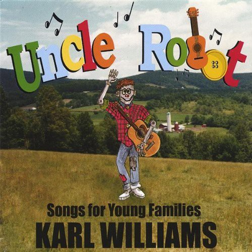 Uncle Robot: Songs for New Families