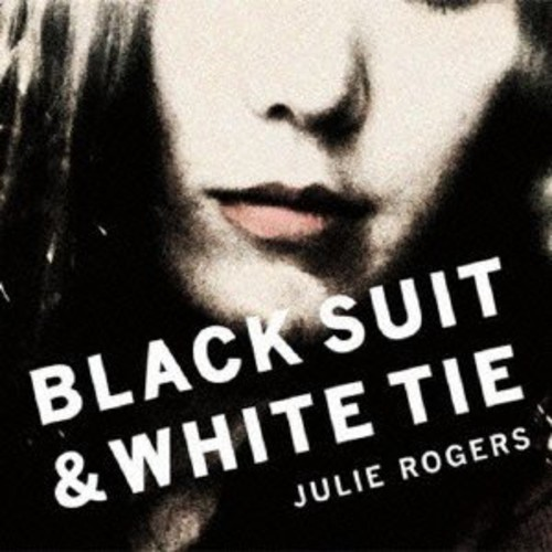 Black Suit & White Tie [Import]