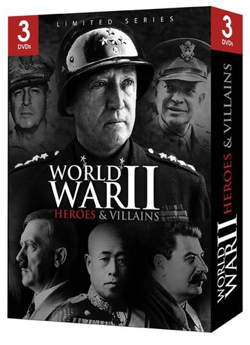 World War II: Heroes and Villains