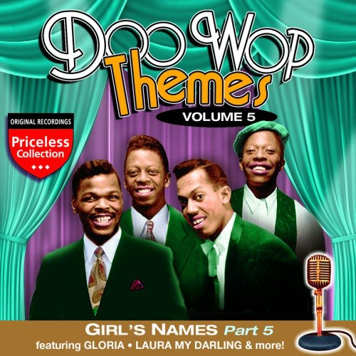 Doo Wop Themes 5: Girls - Part 5 /  Various