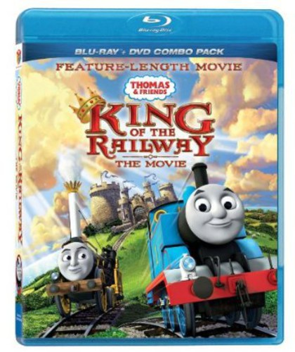 Thomas and Friends: King of the Railway the Movie