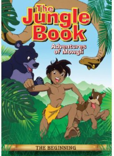 The Jungle Book: Adventures of Mowgli: The Beginning