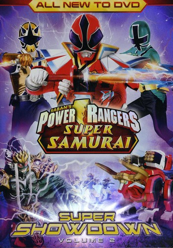 Power Rangers Super Samurai: Super Showdown 2