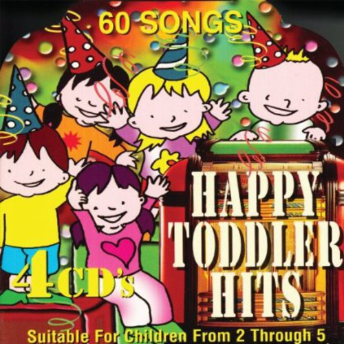 60 Happy Toddler Hits /  Various