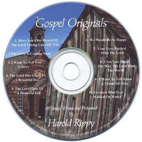 Gospel Originals