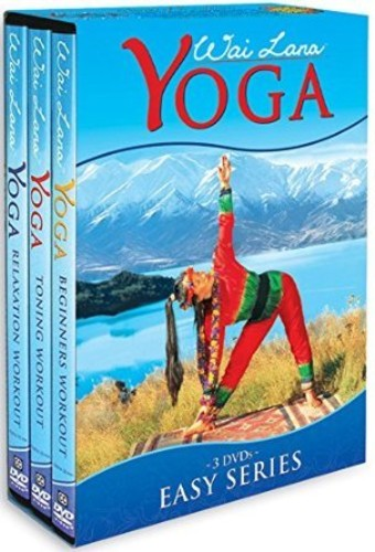 Wai Lana Yoga: Easy Series Tripack