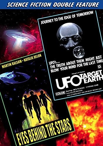 Eyes Behind the Stars (1978) /  Ufo: Target Earth