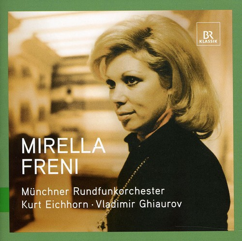 Great Singers Live - Mirella Freni