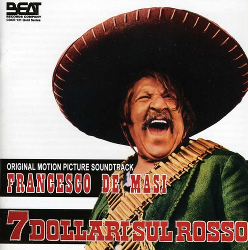 7 Dollari Sul Rosso (Original Soundtrack) [Import]