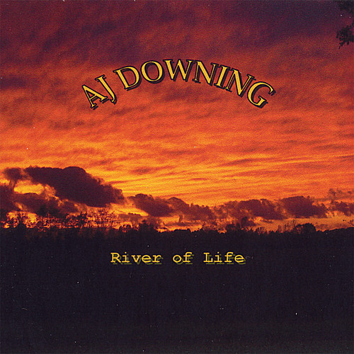 Downing, Aj : River of Life