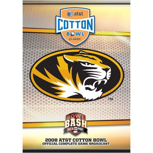 2008 Cotton Bowl: Missouri Vs. Arkansas