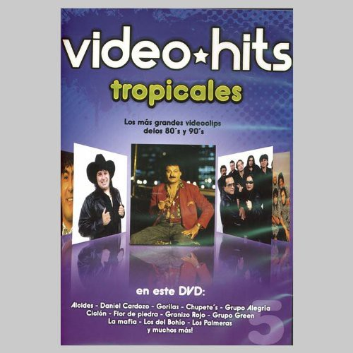 Vol. 5-Video Hits Tropicales [Import]