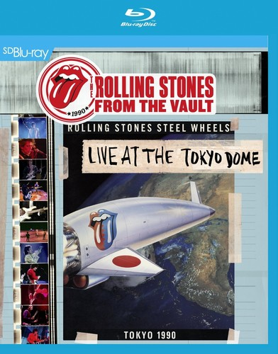 From The Vault: Live At The Tokyo Dome 1990 [BR/ CD]
