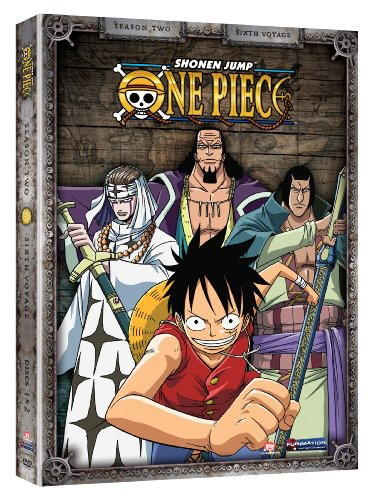 One Piece - Season 2: Sixth Voyage