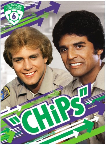 """CHiPs"": The Complete Sixth And Final Season"