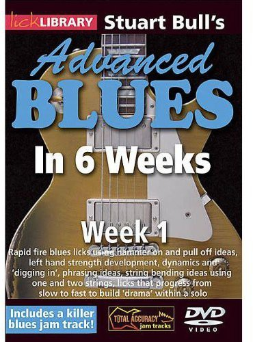 Advanced Blues in 6 Weeks 1