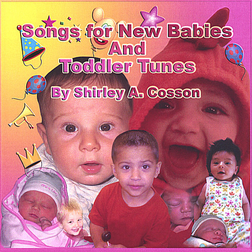 Songs for New Babies & Toddler Tunes