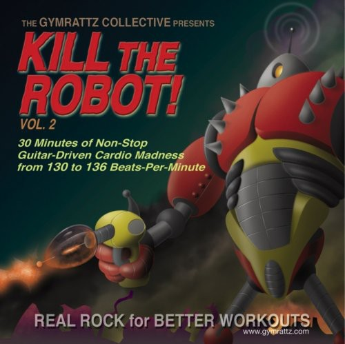 Kill the Robot! 2