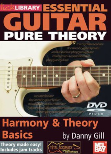 Essential Guitar Pure: Harmony & Theory Basics