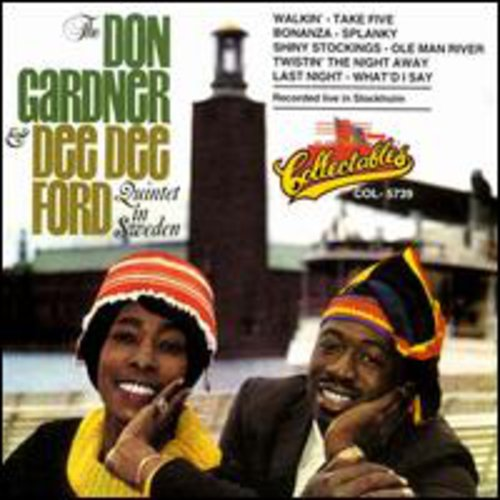 Don Gardner & Dee Dee Ford Quintet in Sweden