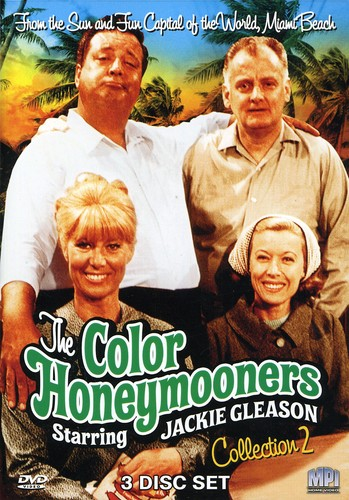 The Color Honeymooners: Collection 2