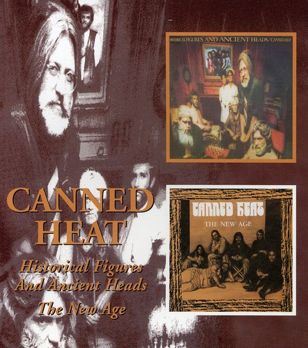 Historical Figures & Ancient Heads /  the New Age [Import]