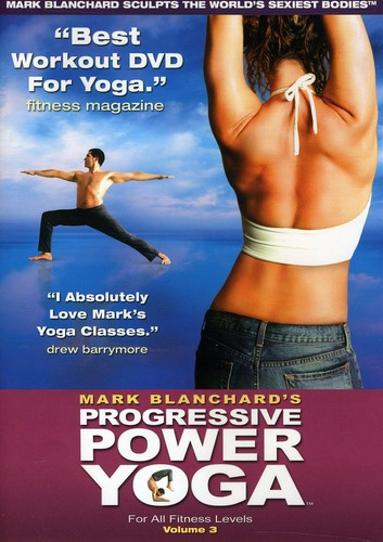 Progressive Power Yoga, Vol. 3