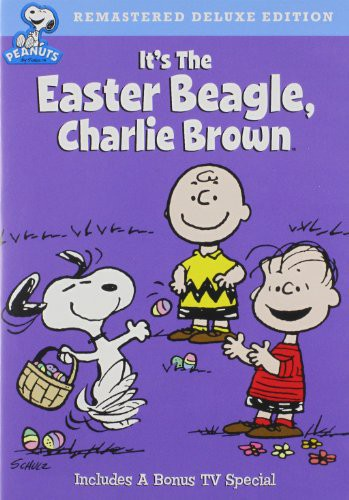 Peanuts: It's The Easter Beagle Charlie Brown + Puzzle [Deluxe Edition