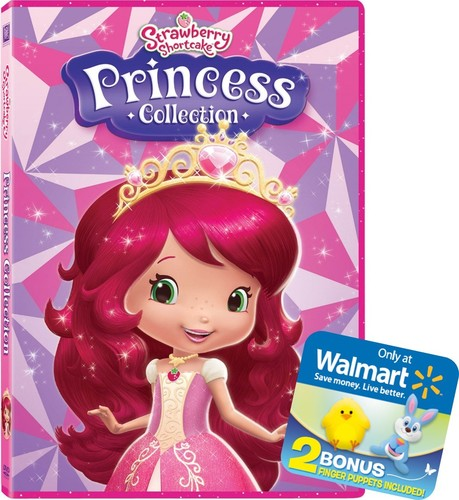 Strawberry Shortcake Princess Collection