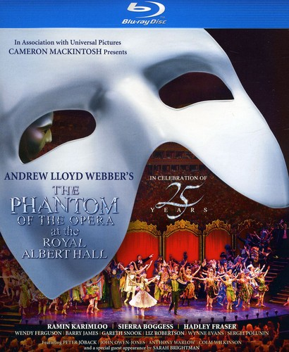 The Phantom of the Opera at the Albert Hall