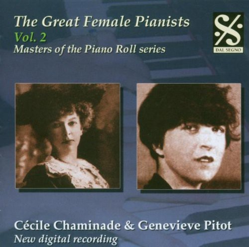 Great Female Pianists 2: Masters Piano Roll /  Various