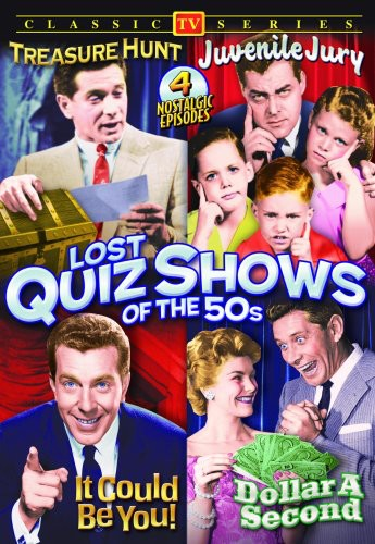 Lost Quiz Shows Of The 50's [Black & White]
