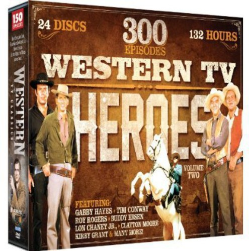 Western TV Heroes 2: 300 Episode Collection SXS