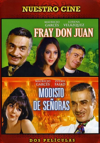 Fray Don Juan/ Modisto De Senoras [Full Frame] [Double Feature]