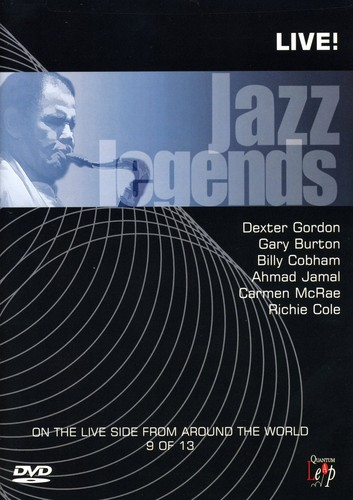 Jazz Legends Live, Vol. 9