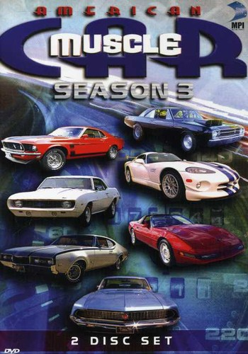 American Muscle Car: Season 3