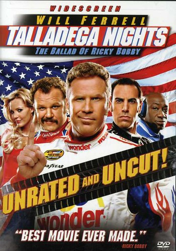 Talladega Nights: The Ballad Of Ricky Bobby [Widescreen] [Unrated]