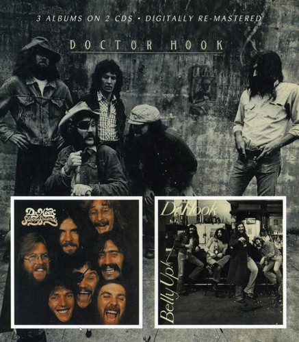 Dr Hook /  Sloppy Seconds /  Belly Up [Import]