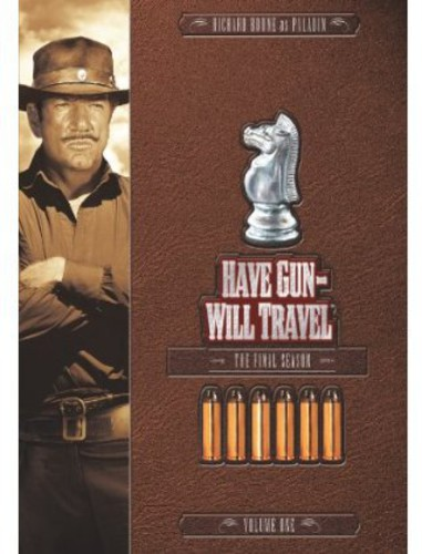 Have Gun - Will Travel: The Sixth and Final Season, Vol. 1