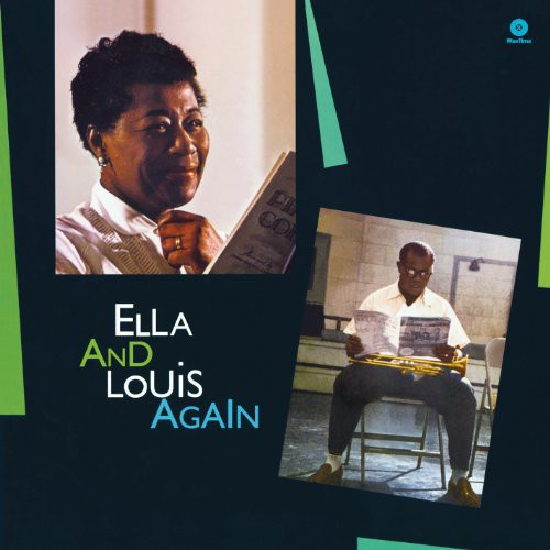 Ella & Louis Again [Import]